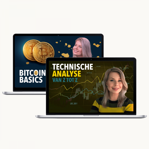 cursus bitcoin basics technische analyse madelon vos